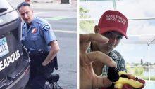 ABD'deki Irkçı polise karşı tepkiler artıyor…