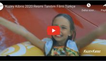 Kuzey Kıbrıs 2020 Tanıtım Filmi
