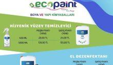 Ecopaint Boya ve Yapı Kimyasalları