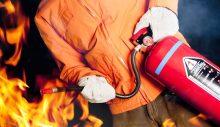 Yeşiltepe'de yangın!