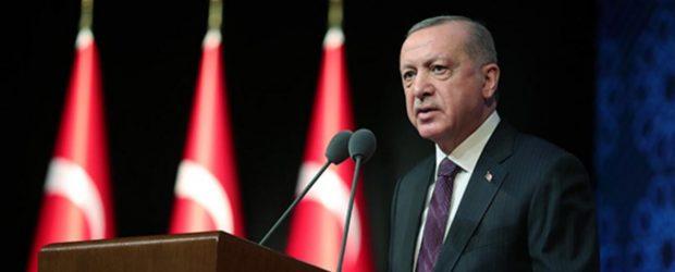Cumhurbaşkanı Erdoğan: Türkiye yeni bir göç yükünü taşıyamaz!