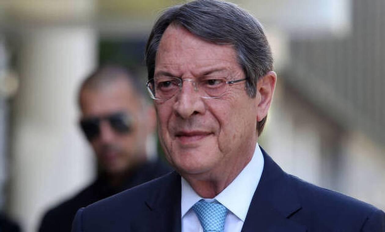 Anastasiadis: Türk eylemlerine göre önlem alacağız