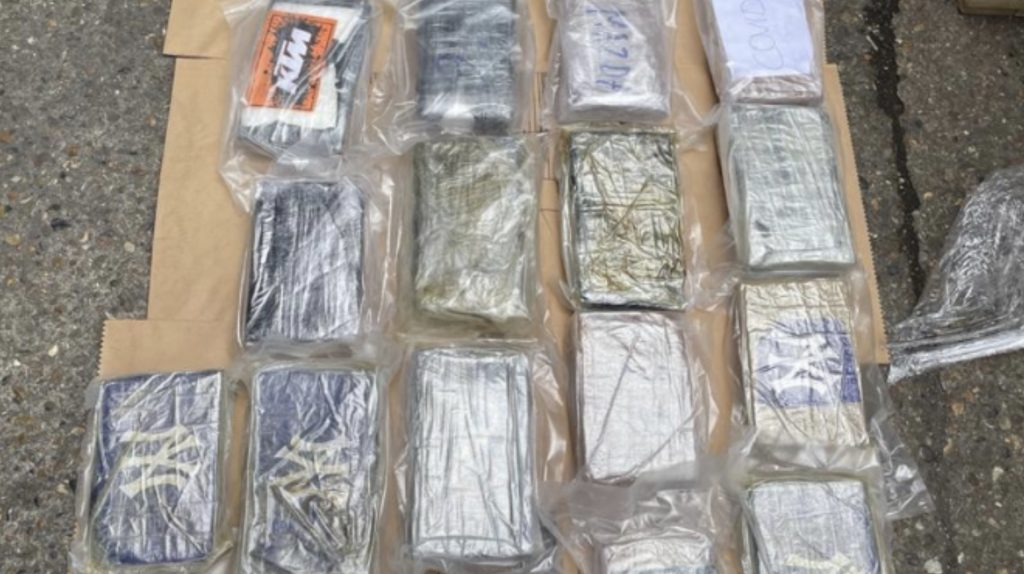Enfield'de 10 milyon poundluk uyuşturucu baskınında 6 Türk tutuklandı