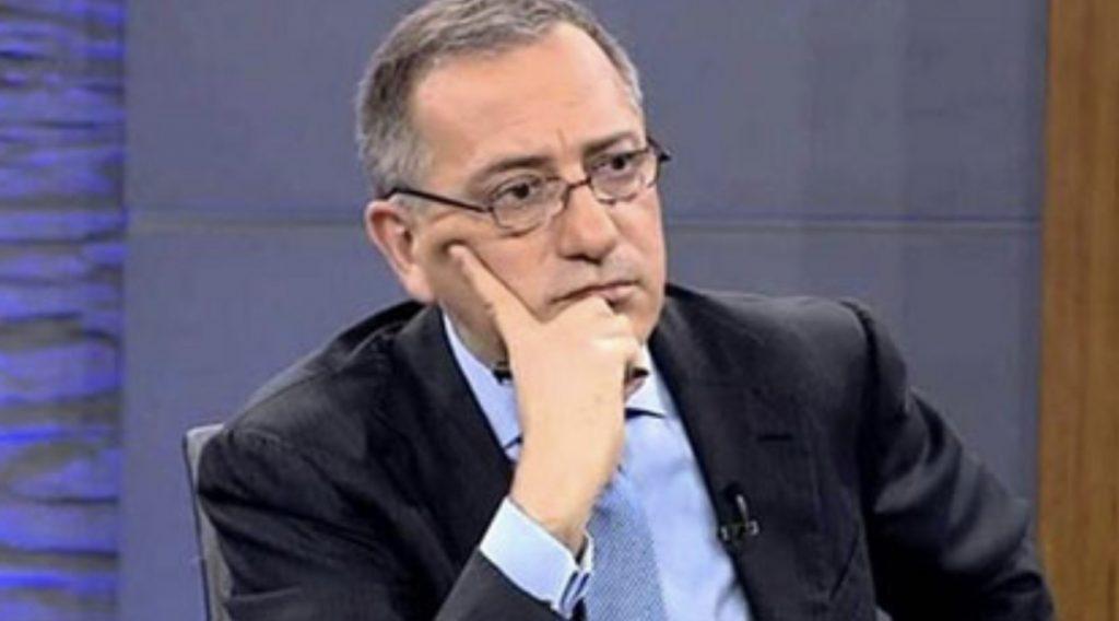Fatih Altaylı: Sabah sabah telefonum çaldı, baktım arayan Acun Ilıcalı