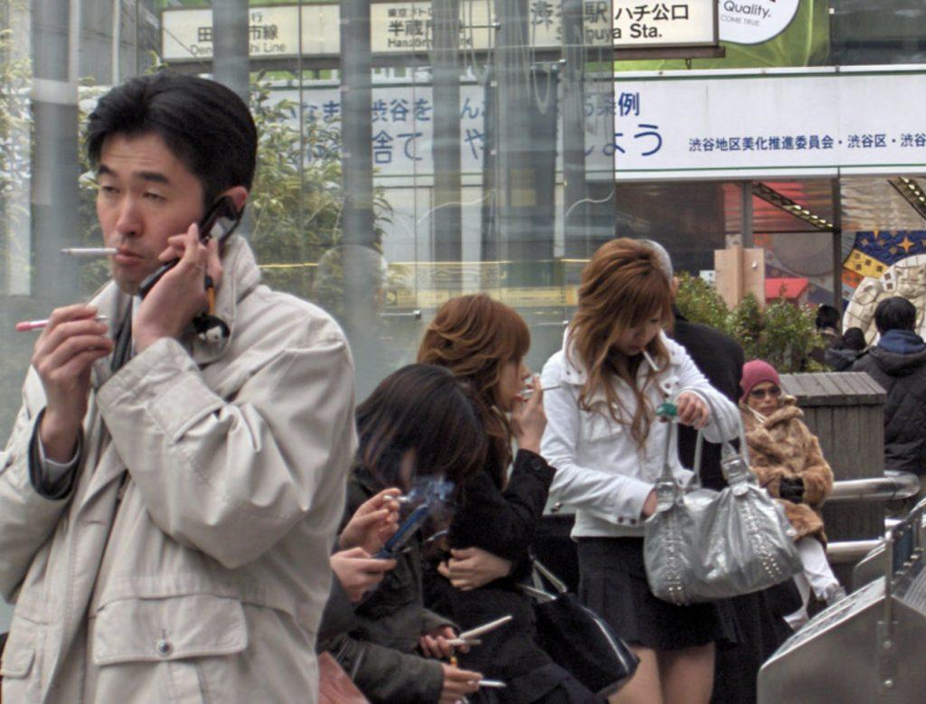 Tütün devi Philip Morris: 10 yıl içinde Japonya'da sigara satışını durduracağız