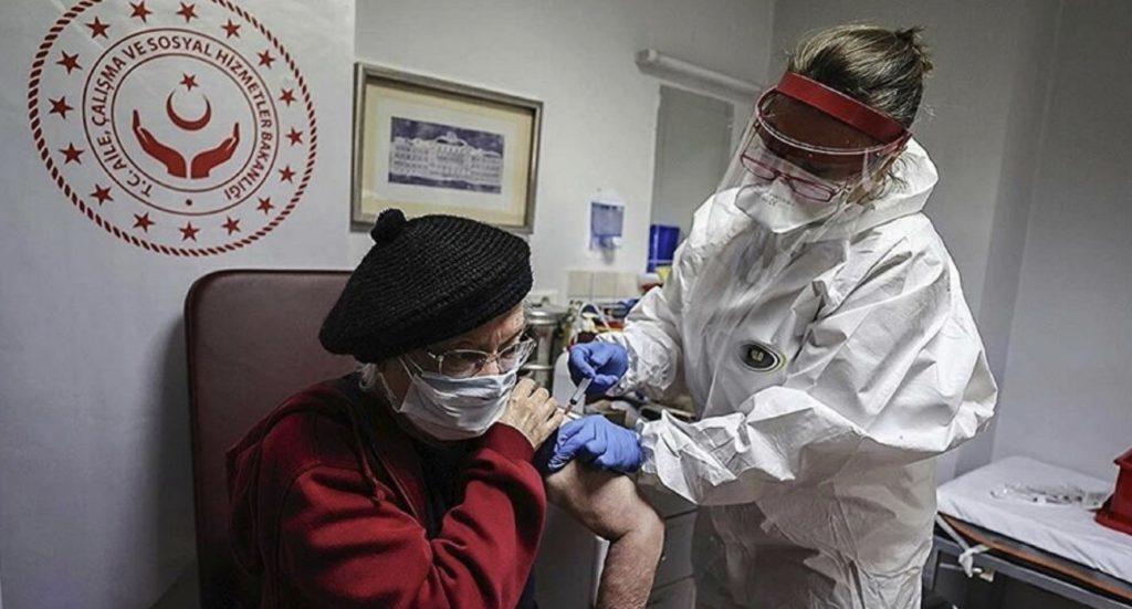 Türkiye genelinde yapılan aşı sayısı 28 milyonu geçti
