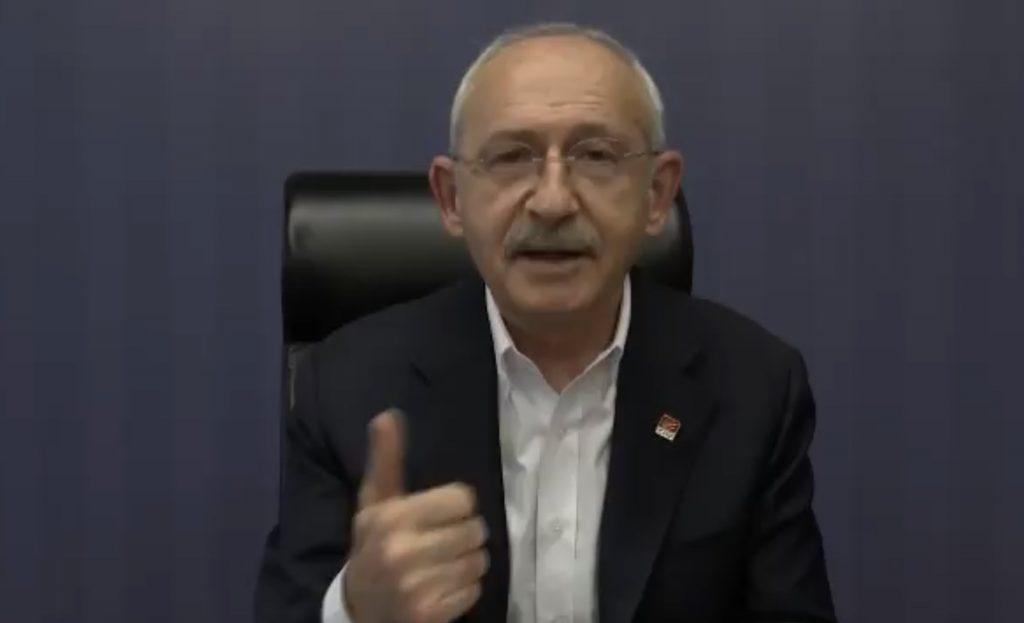 Kılıçdaroğlu: 'Zihinlerinizi zehirlemelerine izin vermeyin'