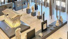Çanakkale'deki 'Troya Müzesi'