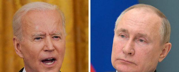 Gözler Biden-Putin zirvesinde