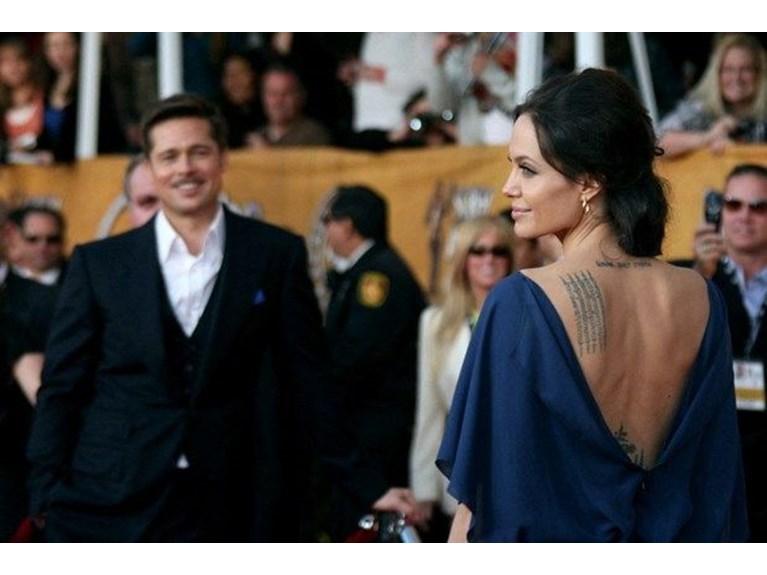 Angelina Jolie, Brad Pitt'i asla affetmeyecek!