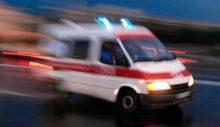 İş Kazası! 23 yaşındaki şahıs ağır yaralı!