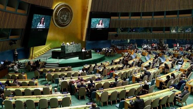 BM 5 ülkenin oy kullanma hakkını aldı