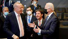 Beyaz Saray'dan, Erdoğan-Biden görüşmesine ilişkin açıklama
