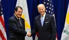 Biden Kıbrıs'ta iki bölgeli iki toplumlu federasyonu destekliyor