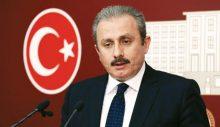 Şentop: Kıbrıslı Türklere yönelik ambargo statükosu değişmelidir