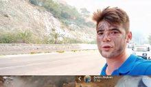 Yangına yardıma gitti, alevlerin arasında hayatını kaybetti