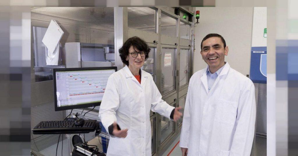 BioNTech kurucuları: Gerekirse 100 gün içinde yeni bir Kovid-19 aşısı geliştirilebilir