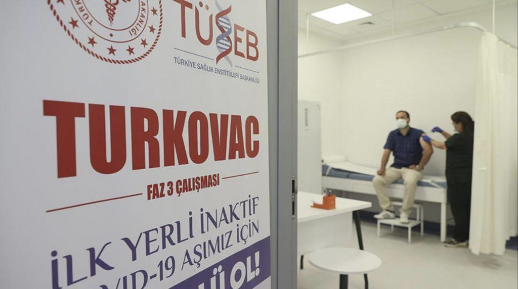 Turkovac 3. doz klinik çalışması başladı