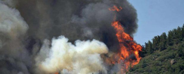 Karşıyaka'daki yangının çıkış nedeni belli oldu