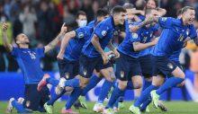 EURO 2020'de şampiyon İtalya: İngiltere'yi penaltılarla 3-2 yendi
