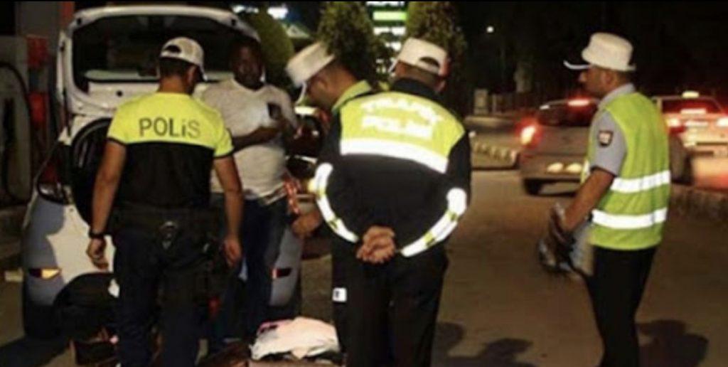 Ülke genelinde geçen hafta 73 trafik kazası meydana geldi