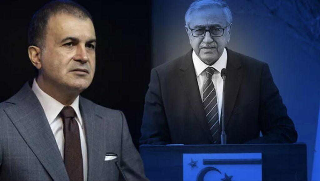 AK Partili Çelik'ten, Mustafa Akıncı'ya tepki