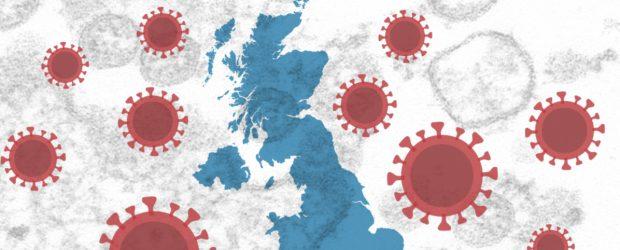 İngiltere'de koronavirüsün yeni bir varyantı saptandı