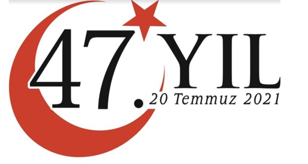 Barış Harekatı'nın 47'nci yıldönümü tören ve etkinlik programı açıklandı