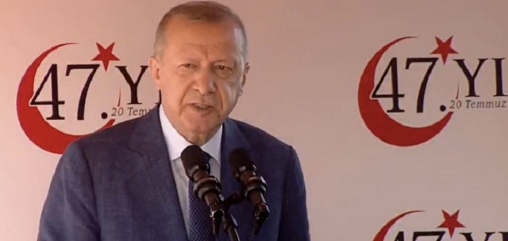 Erdoğan: Maraş'ta yeni bir dönem başlayacak