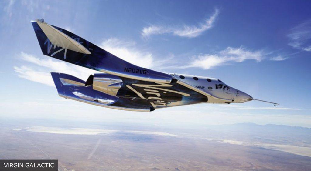 Richard Branson, Virgin Galactic şirketinin roketiyle ilk defa uzaya çıktı