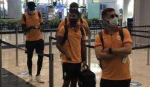 Galatasaray, özel maç için gittiği Yunanistan'dan, PCR testlerinin kabul edilmemesi nedeniyle geri dönüyor