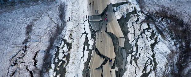 Alaska'da şiddetli deprem! Tsunami uyarısı verildi