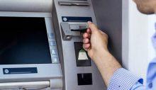 ATM'de unutulan karttan para çeken şahıs tutuklandı