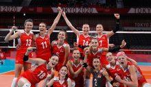 Filenin Sultanları Avrupa Voleybol Şampiyonası'nda 2'de 2 yaptı