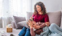 Çocuğum grip mi koronavirüs mü?