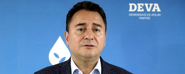 Babacan: Türkiye keyfi yönetim elinde can çekişiyor