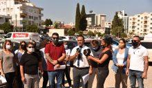 Bağımsız Şoför Okulları ve Sürücü Kursları birliği basın açıklaması yaptı