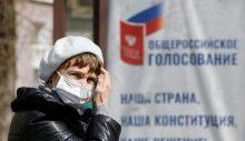 Rusya'da koronavirüs kaynaklı günlük can kaybı 820!