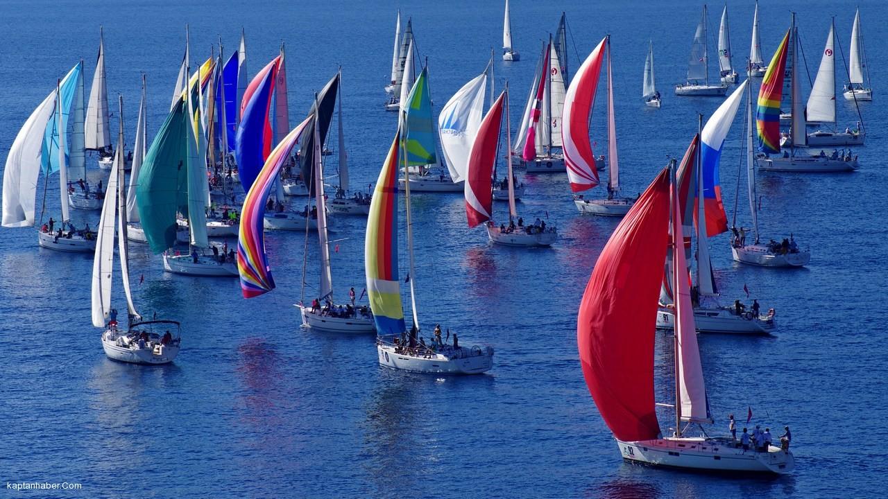 Girne Marina Sailing Cup Yelken Yarışları yarın Girne Marina'da başlıyor!