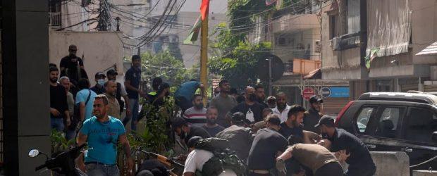 Lübnan'da Şii Emel Hareketi ve Hizbullah destekçilerine ateş açıldı: 6 ölü, 20 yaralı