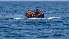 KKTC'ye kanunsuz giriş yapan 5 mülteci yakalandı!